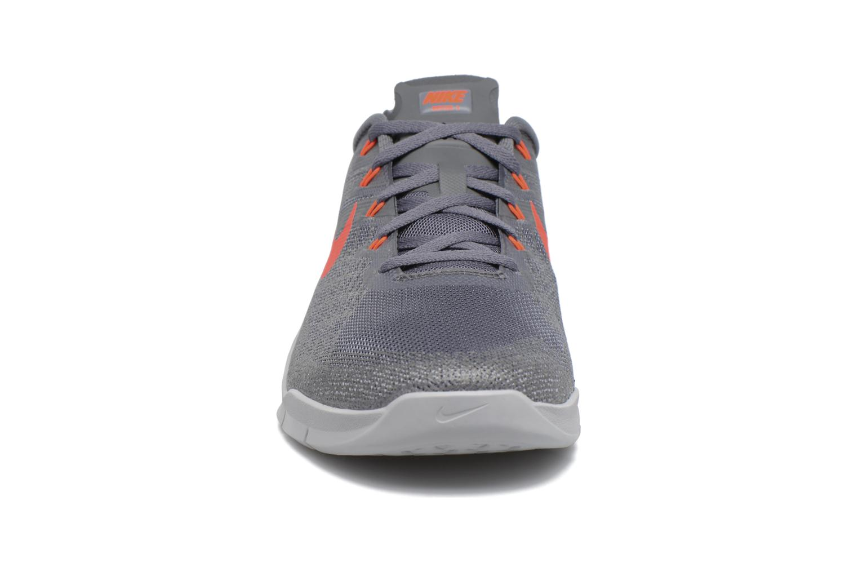 Chaussures de sport Nike Nike Metcon 3 Orange vue portées chaussures
