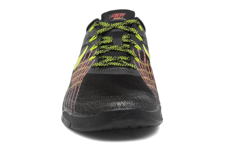 Sportschuhe Nike Nike Metcon 3 schwarz schuhe getragen