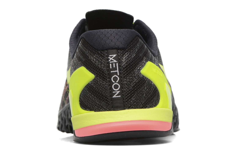 Zapatillas de deporte Nike Nike Metcon 3 Negro vista lateral derecha