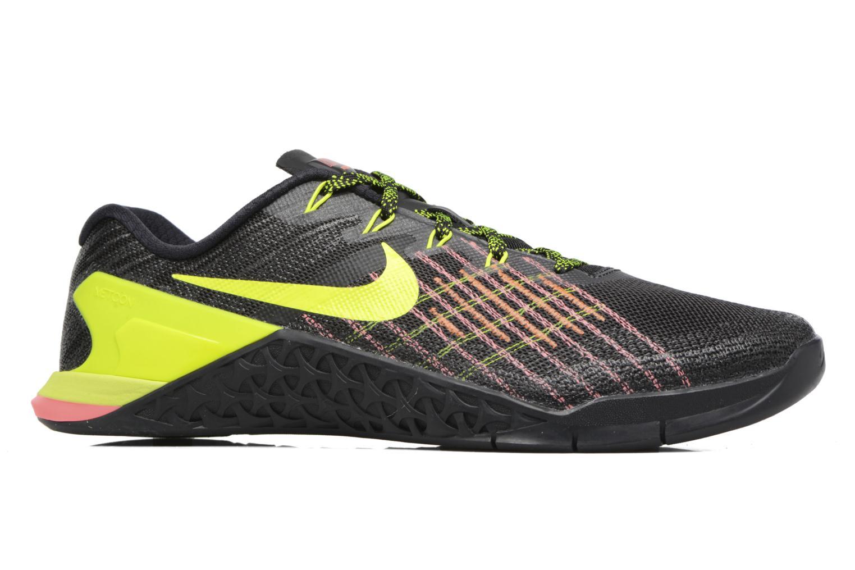 Sportschuhe Nike Nike Metcon 3 schwarz ansicht von hinten