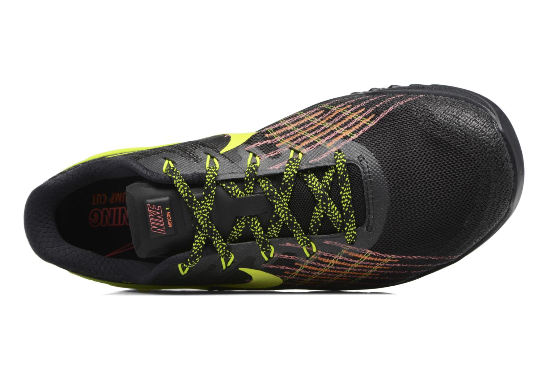 Zapatillas de deporte Nike Nike Metcon 3 Negro vista lateral izquierda