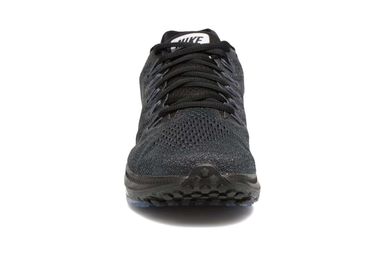 Chaussures de sport Nike Nike Zoom All Out Low Noir vue portées chaussures