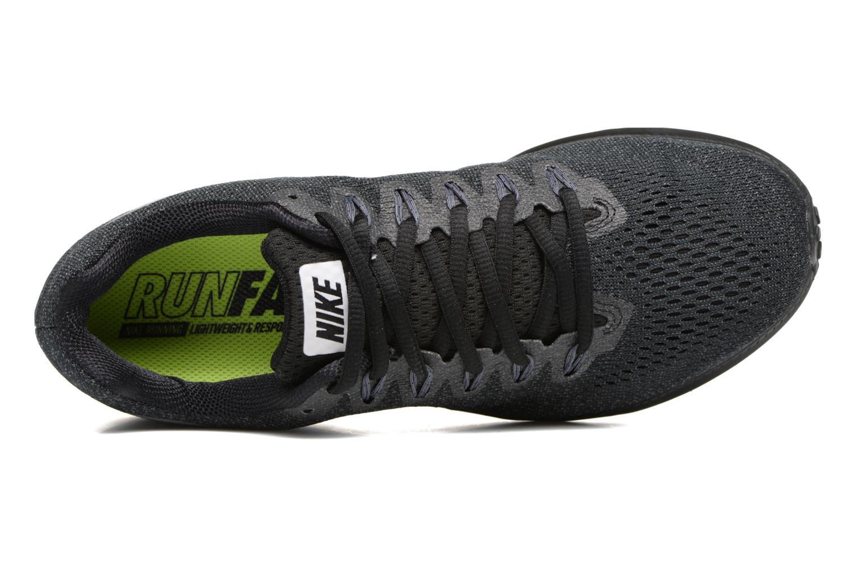 Chaussures de sport Nike Nike Zoom All Out Low Noir vue gauche