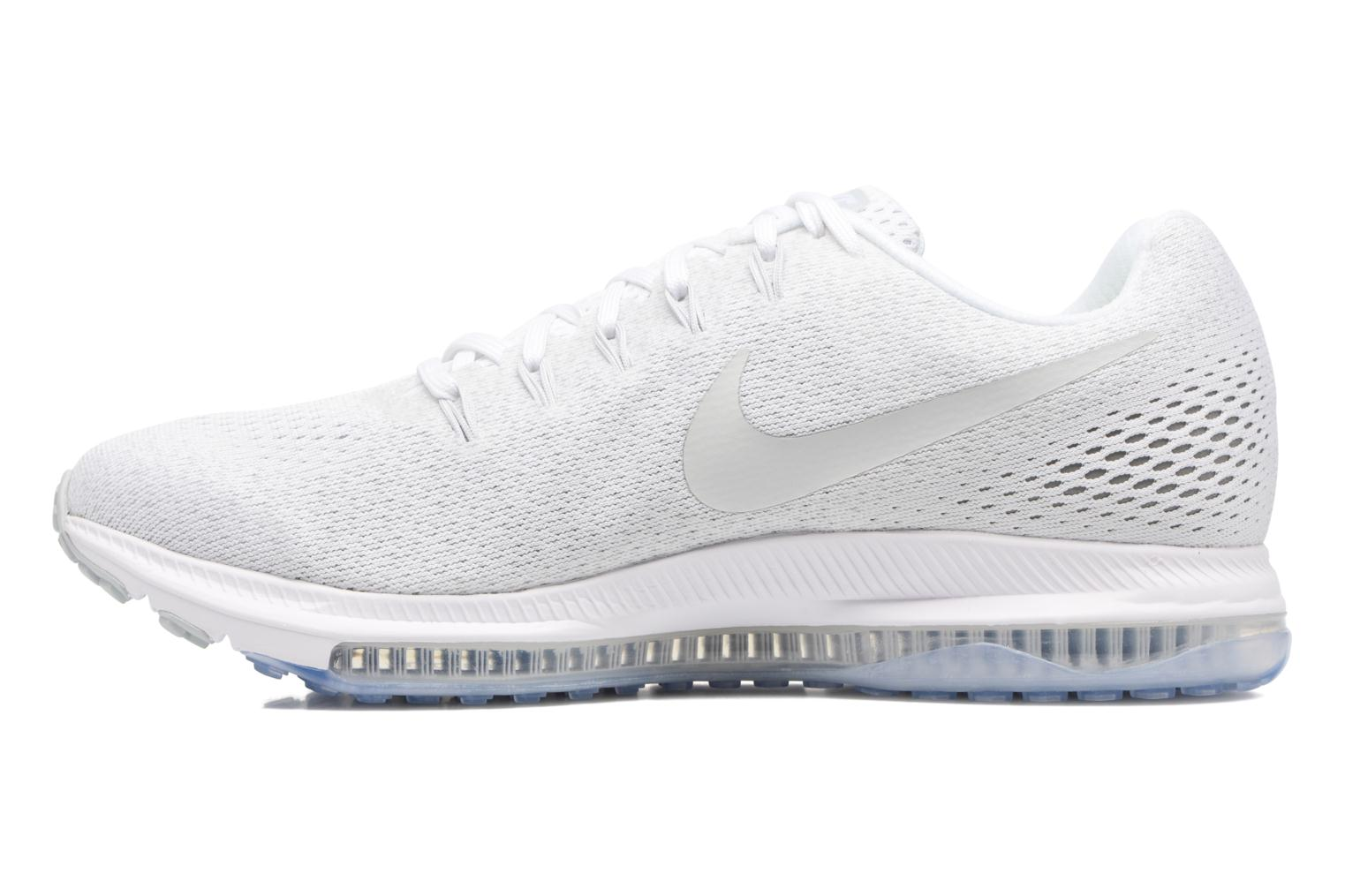Scarpe sportive Nike Nike Zoom All Out Low Bianco immagine frontale