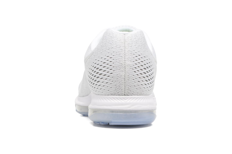 Scarpe sportive Nike Nike Zoom All Out Low Bianco immagine destra