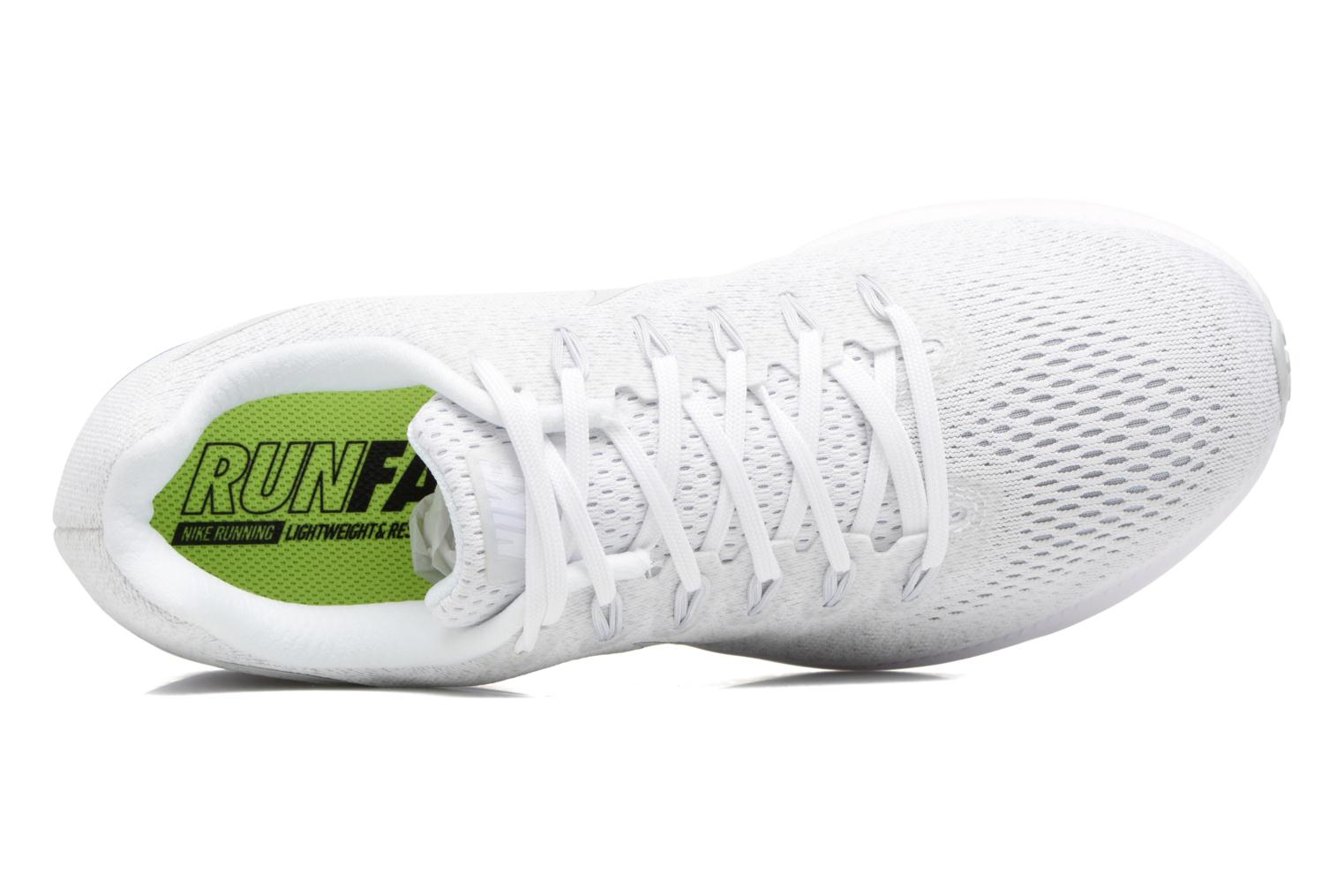 Scarpe sportive Nike Nike Zoom All Out Low Bianco immagine sinistra