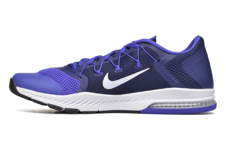 Sportschuhe Nike Nike Zoom Train Complete blau ansicht von vorne