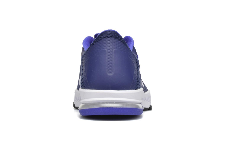 Sportschuhe Nike Nike Zoom Train Complete blau ansicht von rechts