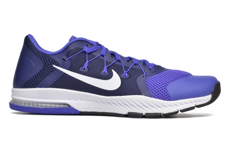 Sportschuhe Nike Nike Zoom Train Complete blau ansicht von hinten