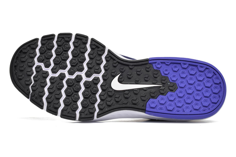 Sportschuhe Nike Nike Zoom Train Complete blau ansicht von oben