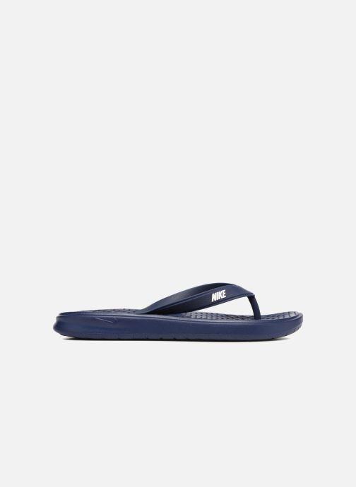 Chanclas Nike Solay Thong Azul vistra trasera