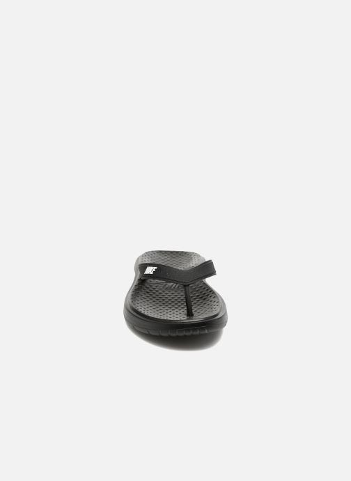 Flip flops Nike Solay Thong Black model view