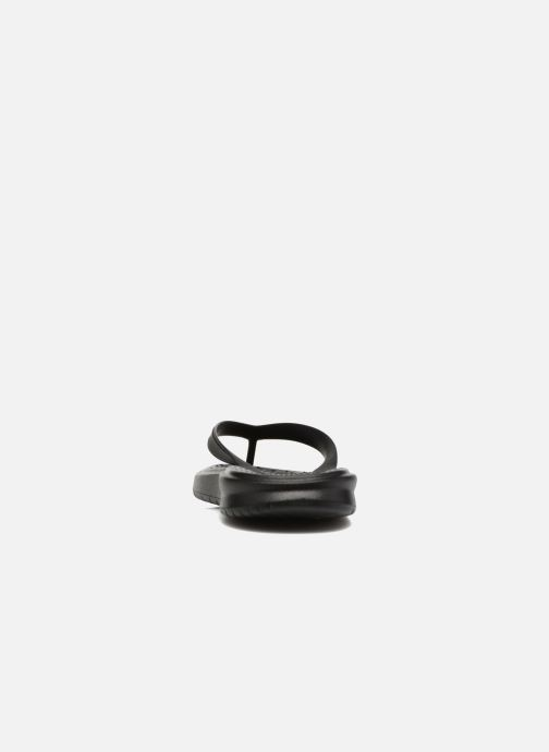 Chanclas Nike Solay Thong Negro vista lateral derecha