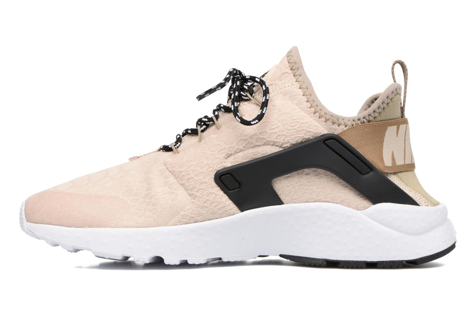 Baskets Nike W Air Huarache Run Ultra Se Beige vue face