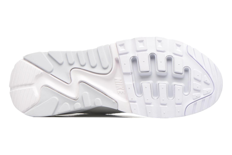 Sneaker Nike W Air Max 90 Ultra 2.0 Flyknit weiß ansicht von oben