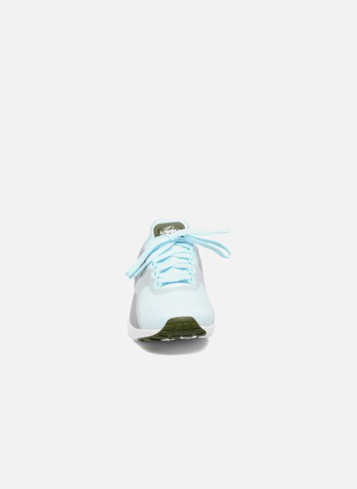 Baskets Nike W Air Max Zero Si Bleu vue portées chaussures