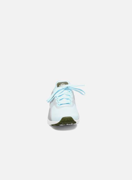 Sneaker Nike W Air Max Zero Si blau schuhe getragen