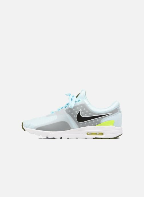 Baskets Nike W Air Max Zero Si Bleu vue face