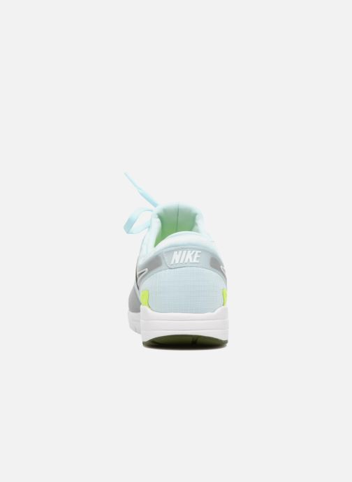 Baskets Nike W Air Max Zero Si Bleu vue droite