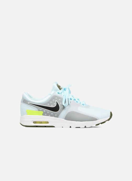Trainers Nike W Air Max Zero Si Blue back view