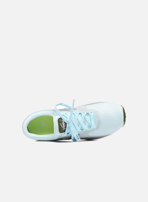 Trainers Nike W Air Max Zero Si Blue view from the left