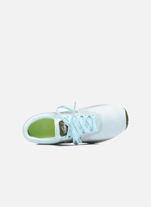 Baskets Nike W Air Max Zero Si Bleu vue gauche