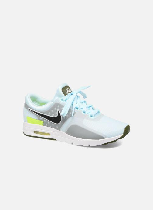 Sneaker Nike W Air Max Zero Si blau detaillierte ansicht/modell