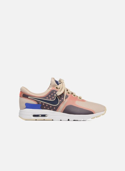 huge selection of 71aab c4450 Baskets Nike W Air Max Zero Si Beige vue derrière