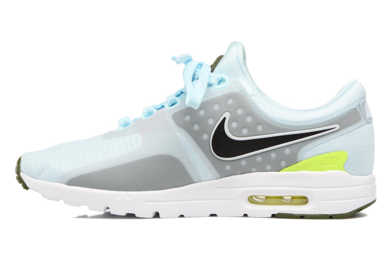 Deportivas Nike W Air Max Zero Si Azul vista de frente