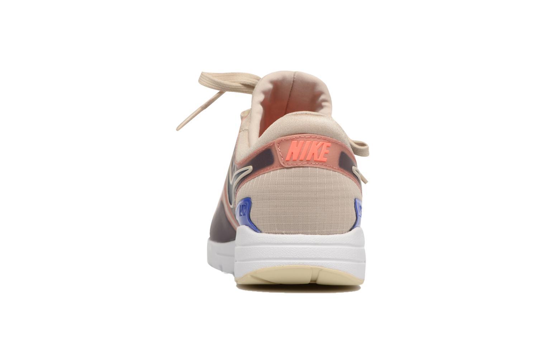 Baskets Nike W Air Max Zero Si Beige vue droite