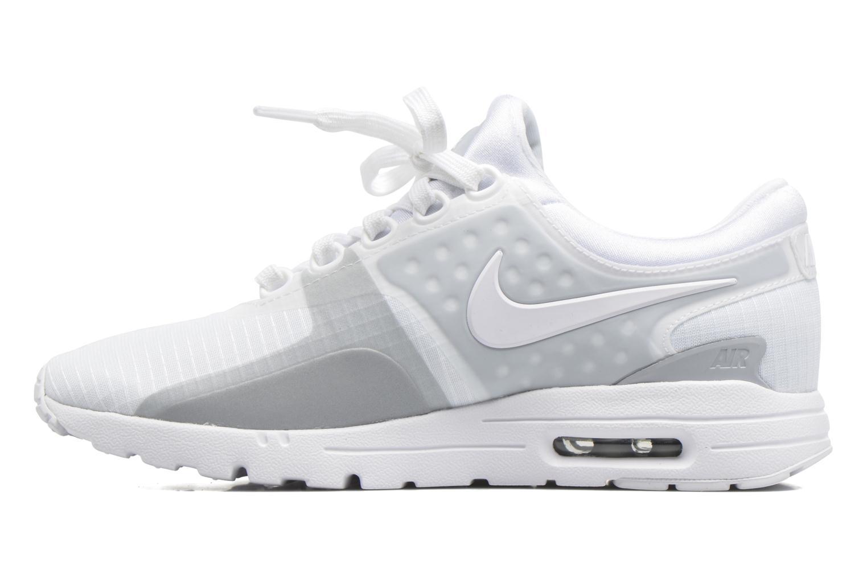 Sneaker Nike W Air Max Zero Si weiß ansicht von vorne
