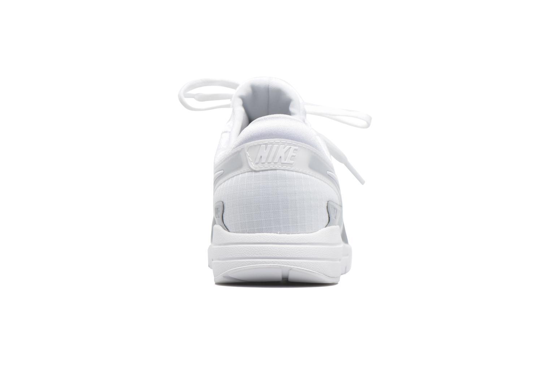 Sneaker Nike W Air Max Zero Si weiß ansicht von rechts