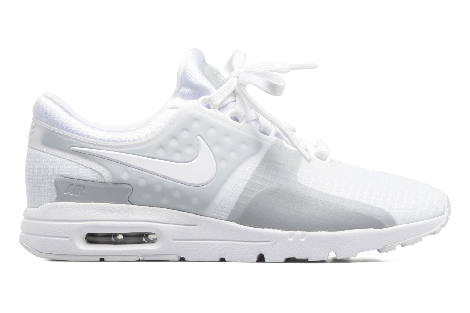 Sneakers Nike W Air Max Zero Si Wit achterkant