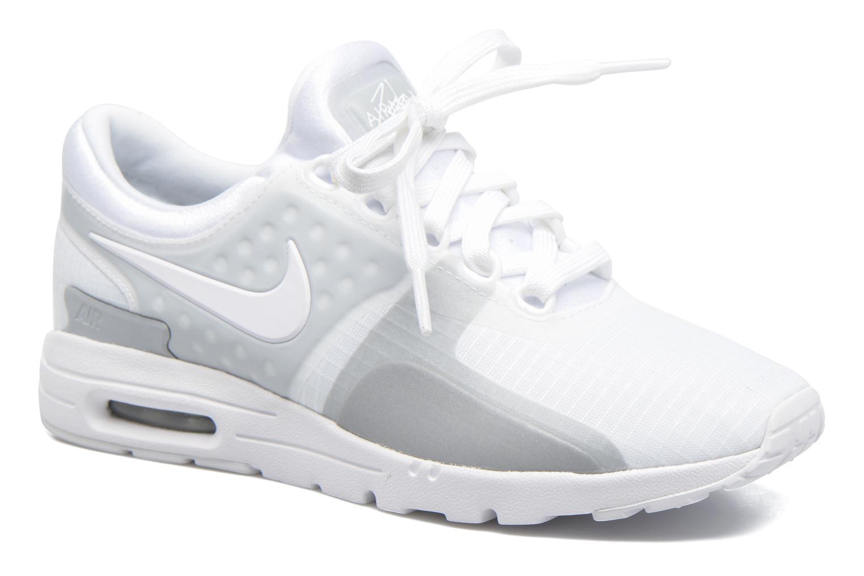 Sneaker Nike W Air Max Zero Si weiß detaillierte ansicht/modell
