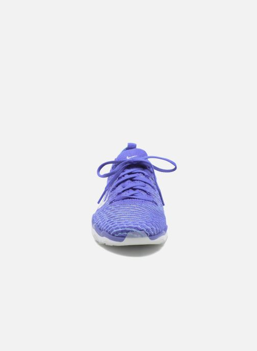 Sport shoes Nike W Air Zoom Fearless Flyknit Blue model view