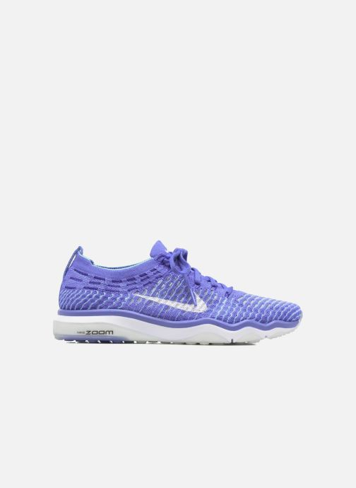 Sport shoes Nike W Air Zoom Fearless Flyknit Blue back view