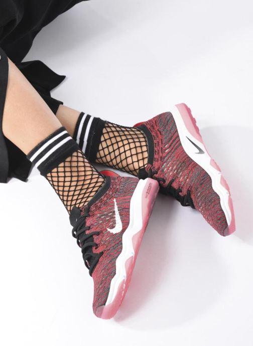 Zapatillas de deporte Nike W Air Zoom Fearless Flyknit Blanco vista de abajo