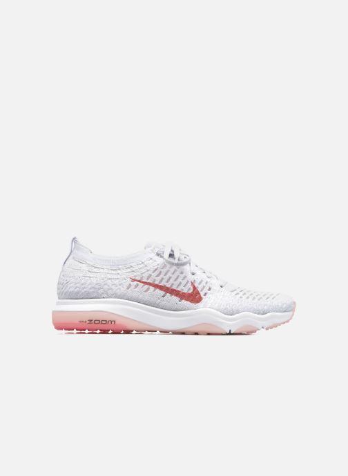 Zapatillas de deporte Nike W Air Zoom Fearless Flyknit Blanco vistra trasera