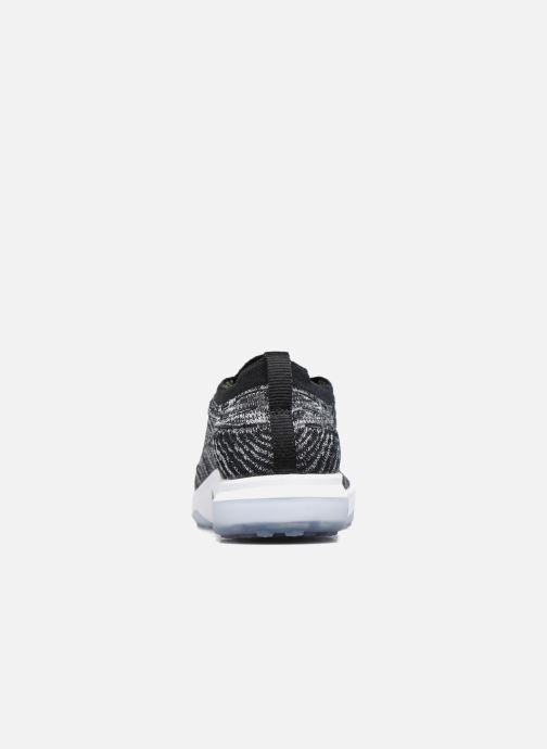 Zapatillas de deporte Nike W Air Zoom Fearless Flyknit Gris vista lateral derecha