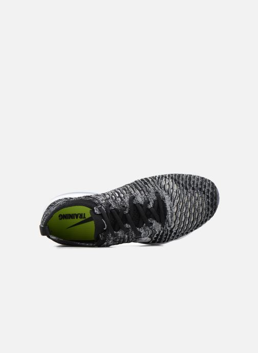 Scarpe sportive Nike W Air Zoom Fearless Flyknit Grigio immagine sinistra