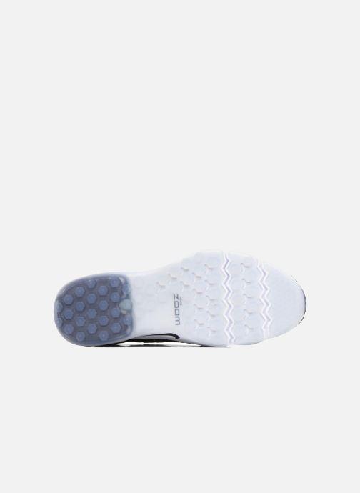Scarpe sportive Nike W Air Zoom Fearless Flyknit Grigio immagine dall'alto