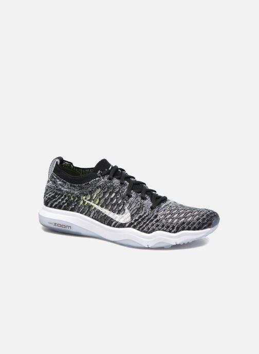 Chaussures de sport Nike W Air Zoom Fearless Flyknit Gris vue détail/paire