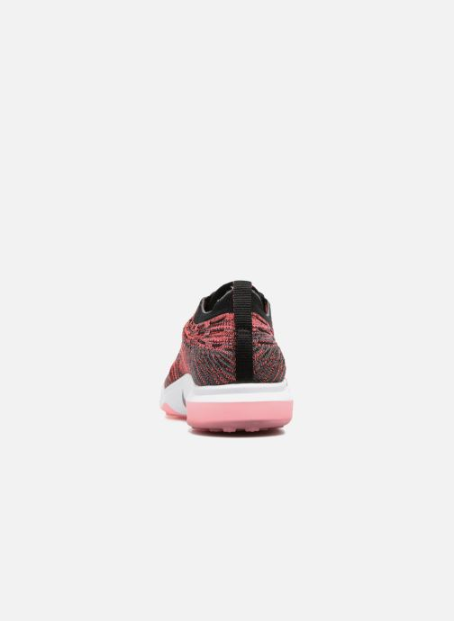 Sport shoes Nike W Air Zoom Fearless Flyknit Multicolor view from the right