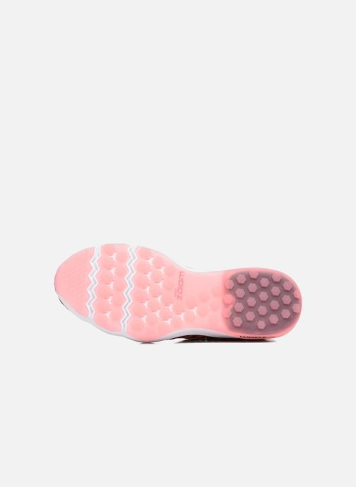 Chaussures de sport Nike W Air Zoom Fearless Flyknit Multicolore vue haut