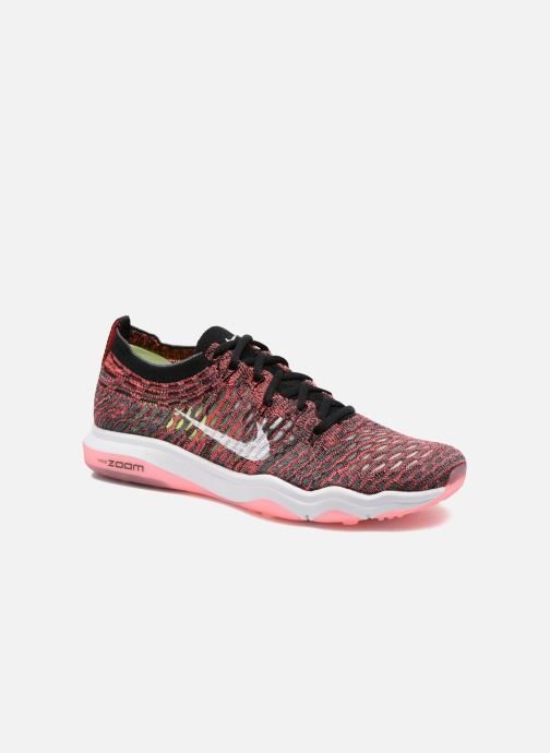 Sport shoes Nike W Air Zoom Fearless Flyknit Multicolor detailed view/ Pair view