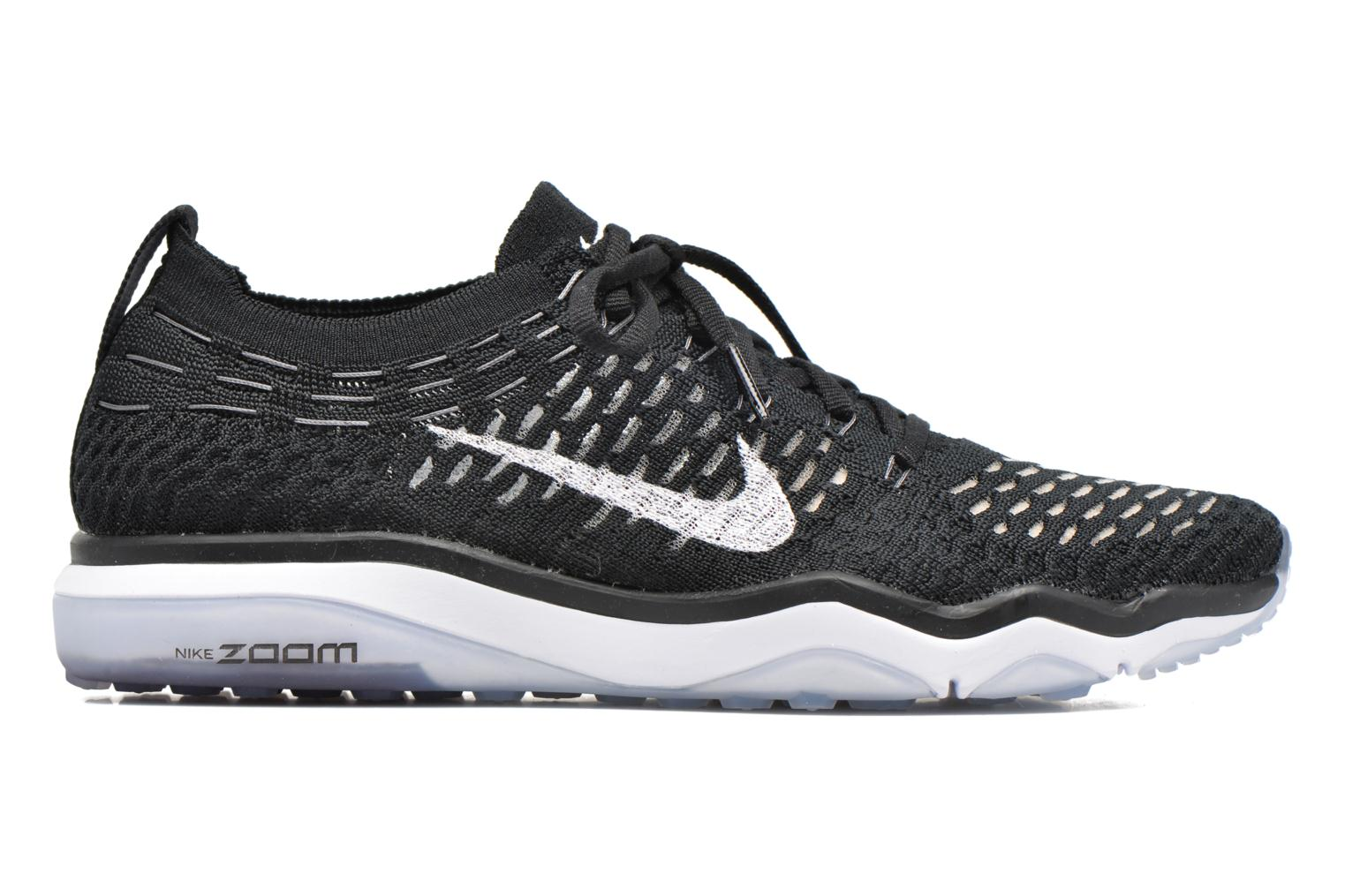 Scarpe sportive Nike W Air Zoom Fearless Flyknit Nero immagine posteriore