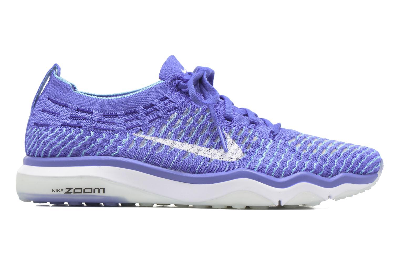Zapatillas de deporte Nike W Air Zoom Fearless Flyknit Azul vistra trasera