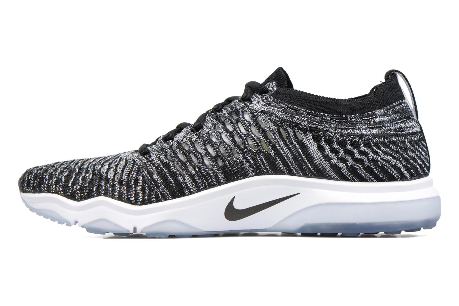 Chaussures de sport Nike W Air Zoom Fearless Flyknit Gris vue face