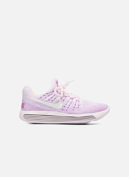 Zapatillas de deporte Nike W Lunarepic Low Flyknit 2 Iwd Violeta      vistra trasera