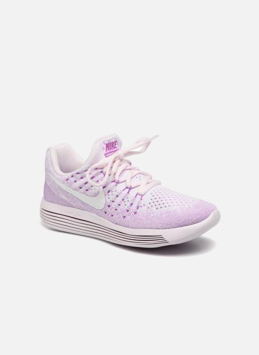 Zapatillas de deporte Nike W Lunarepic Low Flyknit 2 Iwd Violeta      vista de detalle / par